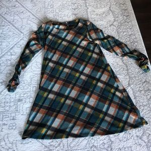 Dresses & Skirts - Plaid dress